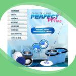 Esfregão Perfect Mop Pro 360